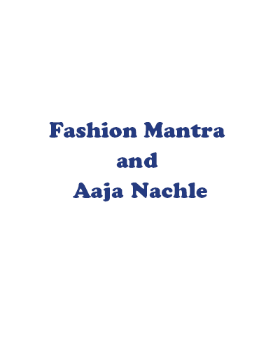 Fashion Mantra and Aaja Nachle Competition